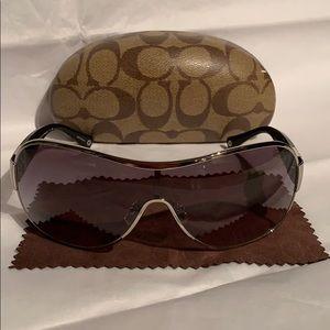 Reagan Coach Sunglasses